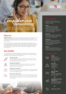 Comprehensive Outsourcing